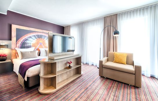 Zimmer Leonardo Hotel Munich City South