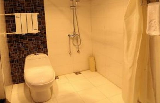 Bagno in camera Tong Xin Building Hotel