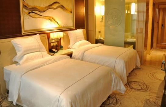 Chambre double (standard) Great Wall Hotel