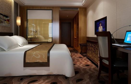 Single room (standard) Yuyao Grand Pacific Hotel