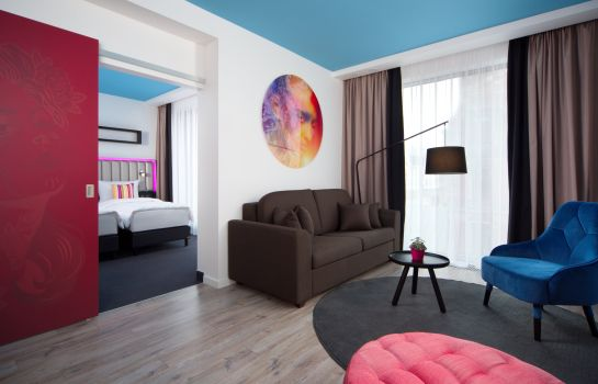 Junior Suite Park inn by Radisson Residence Barona