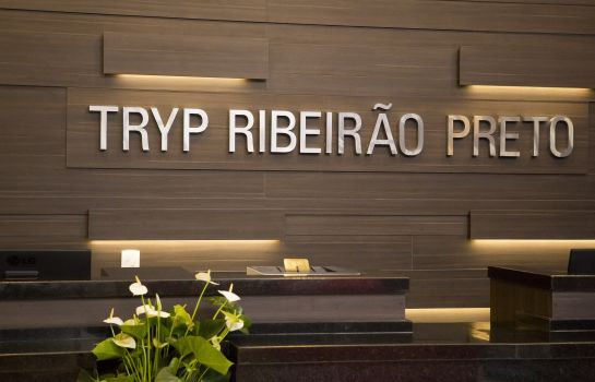 Réception Tryp By Wyndham Ribeirao Preto