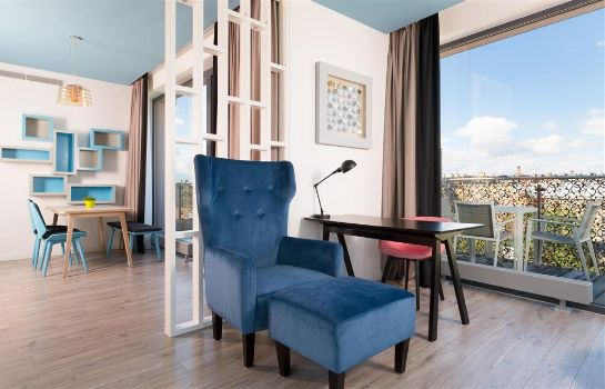 Suite Park inn by Radisson Residence Barona