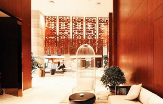 Hol hotelowy Sanjiang Forest Hot Spring Hotel