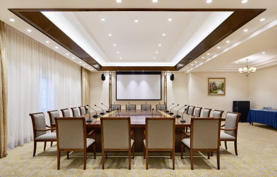 Sala konferencyjna Four Points by Sheraton Heyuan Resort