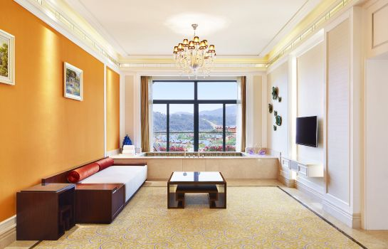 Room Four Points by Sheraton Heyuan Resort