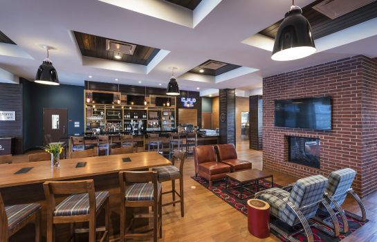 Bar del hotel Four Points by Sheraton Houston Energy Corridor