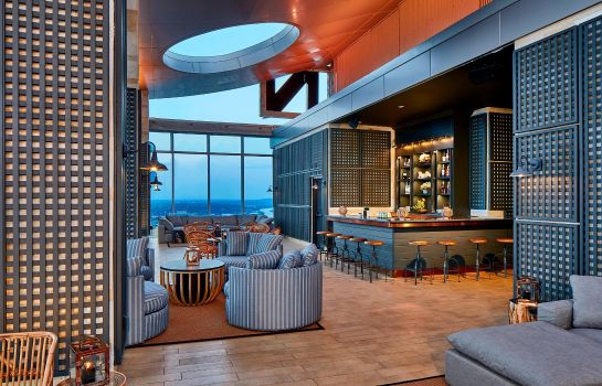 Hotel bar The Westin Nashville