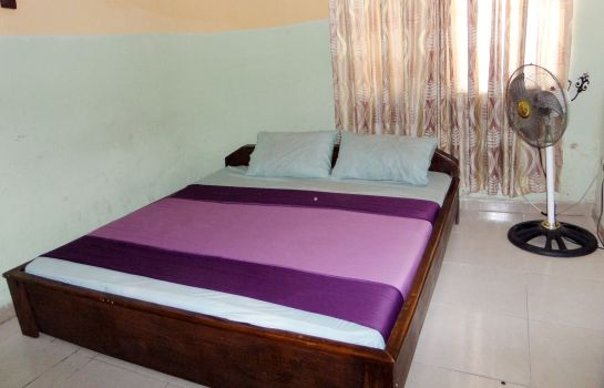 Chambre individuelle (standard) Jade Guest House