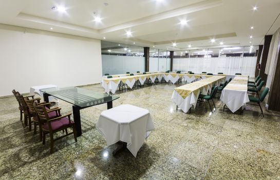 Sala para grupos Golden Park All Inclusive Sorocaba