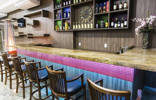 Bar del hotel Golden Park All Inclusive Sorocaba
