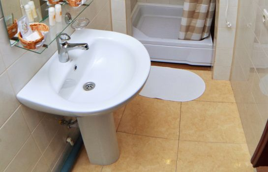 Bagno in camera Dasn Hall Guest House