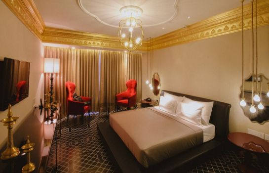 Double room (standard) Design Hotel Chennai by juSTa