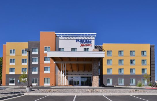 Buitenaanzicht Fairfield Inn & Suites Farmington