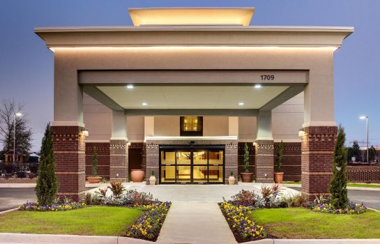 Exterior view Hampton Inn - Suites Cordele