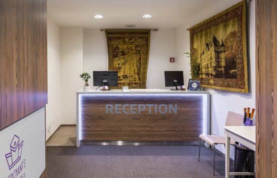 Receptie Merchant's Crown Suites and Spa