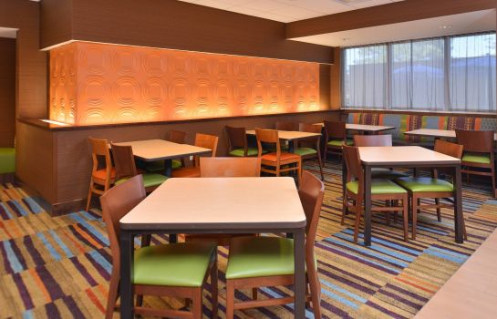 Restaurante Fairfield Inn & Suites Farmington