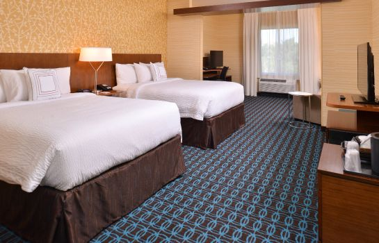 Suite Fairfield Inn & Suites Farmington