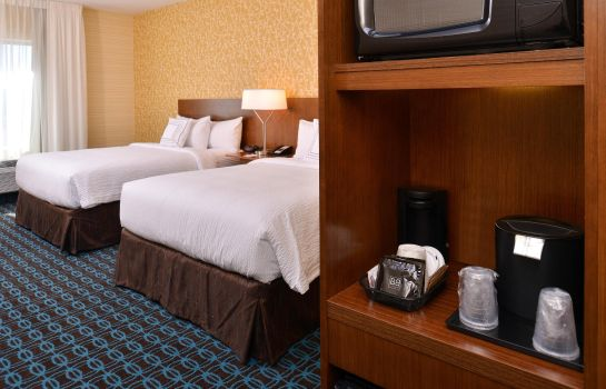 Kamers Fairfield Inn & Suites Farmington