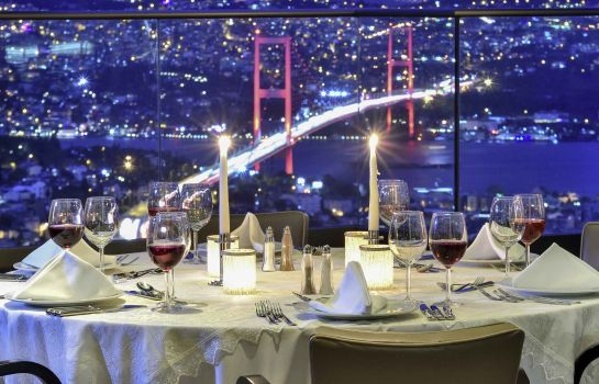 Restauracja Mercure Istanbul City Bosphorus Hotel