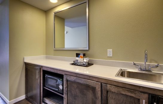 Hotel-Bar Hampton Inn - Suites Cordele