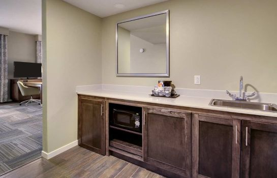 Bar del hotel Hampton Inn - Suites Cordele