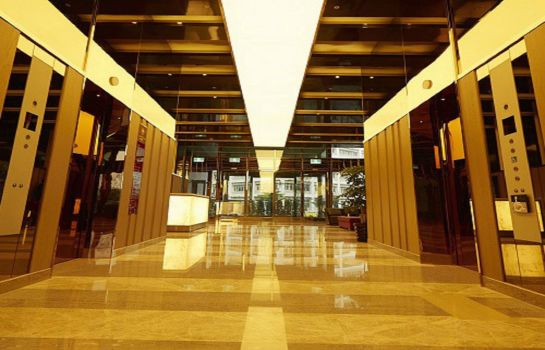 Reception Fullon Hotel Taoyuan Airport Access MRT A8