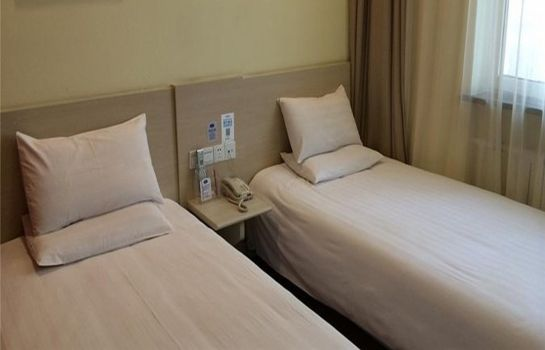 Double room (standard) Hanting Youyi Road Culture Center Hotel