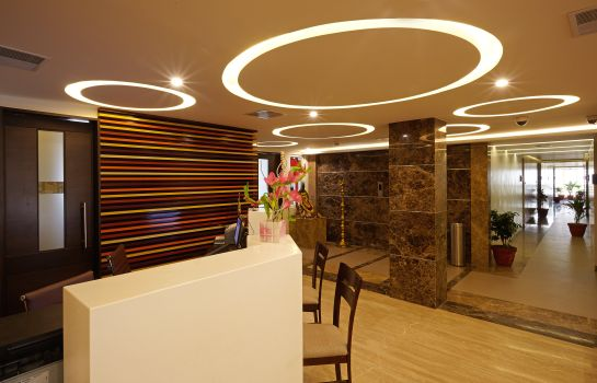 Reception Golden Fruits Business Suites