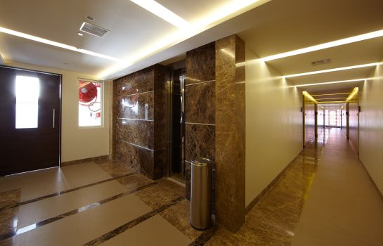 Interior view Golden Fruits Business Suites