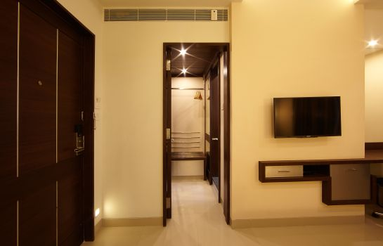 Single room (standard) Golden Fruits Business Suites