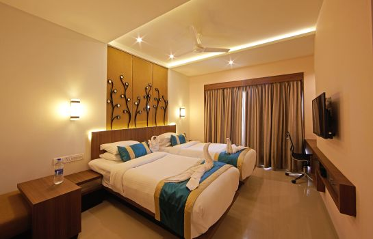 Double room (standard) Golden Fruits Business Suites