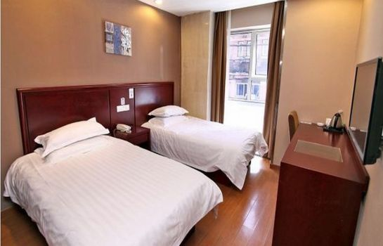 Double room (standard) Hanting North Sichuan Road Branch