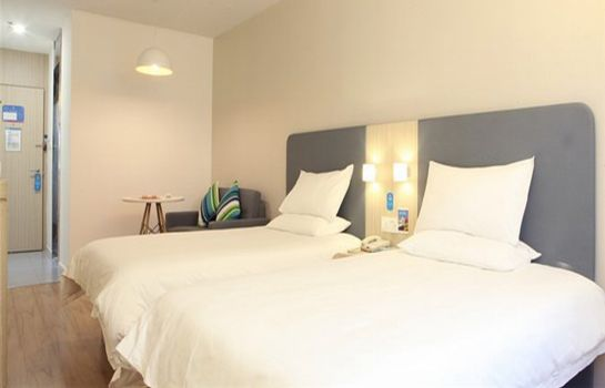 Double room (standard) Hanting Hotel Haiyabinfen city Branch