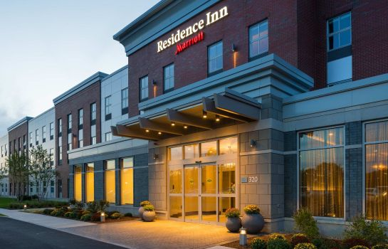 Vista exterior Residence Inn Boston Concord