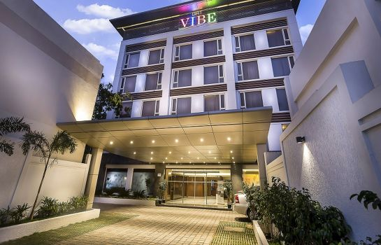 Picture Zibe Hyderabad by GRT Hotels