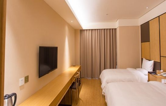 Double room (standard) Ji Hotel Hongqiao International Exhibition Center Branch