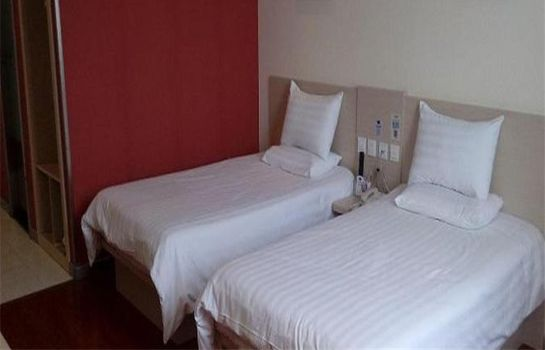 Double room (standard) Hanting Shenyang West Railway Station