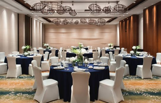 Congresruimte Xiangshui Bay Marriott Resort & Spa