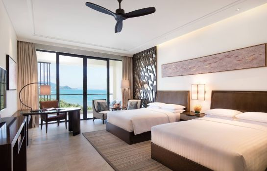 Kamers Xiangshui Bay Marriott Resort & Spa