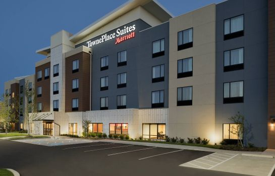 Vista esterna TownePlace Suites Pittsburgh Airport/Robinson Township