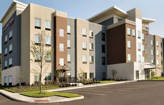 Außenansicht TownePlace Suites Pittsburgh Airport/Robinson Township