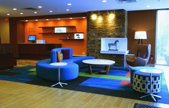 Hall Fairfield Inn & Suites Edmonton North