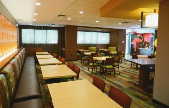 Ristorante Fairfield Inn & Suites Edmonton North