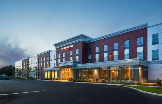 Exterior view Residence Inn Boston Concord