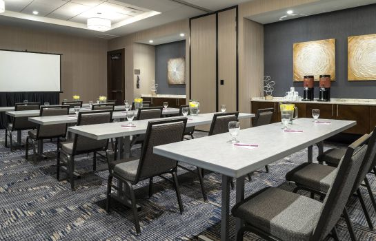 Conference room Residence Inn Boston Concord