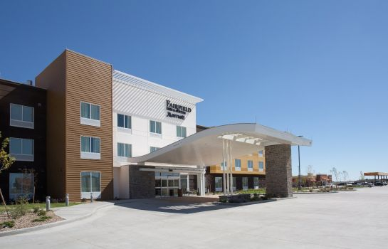 Buitenaanzicht Fairfield Inn & Suites Burlington