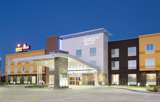 Vista esterna Fairfield Inn & Suites Burlington