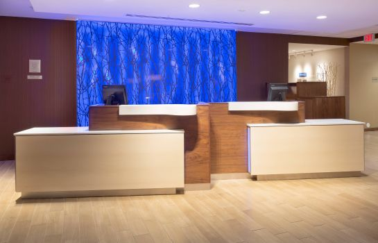 Hall Fairfield Inn & Suites Burlington
