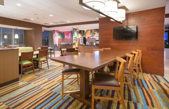 Restaurant Fairfield Inn & Suites Burlington